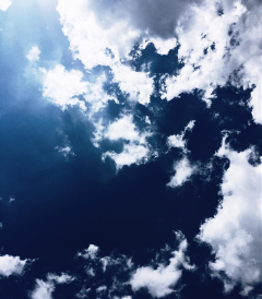 sky blue cloud deep dpcclouds