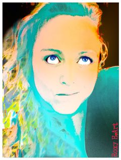 art artisticselfie artistic popart colorful