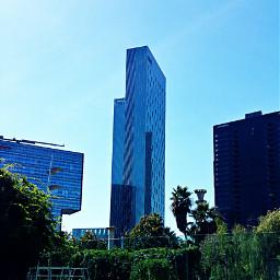 cityscape arquitecture barcelona freetoedit