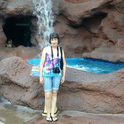 aquarium waterfall downtown houston attraction