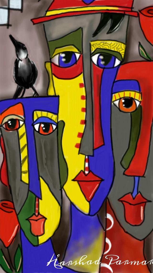 #primarycolors #digitaldrawing  Hope u all lke it my friends