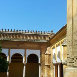 spain andalucia cordoba mezquita mosque islamic ancient