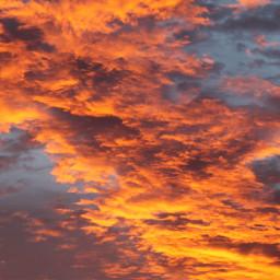 wppsky sunset nofilter sky