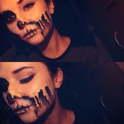 halloween2016 hallooweenmakeup makeupart