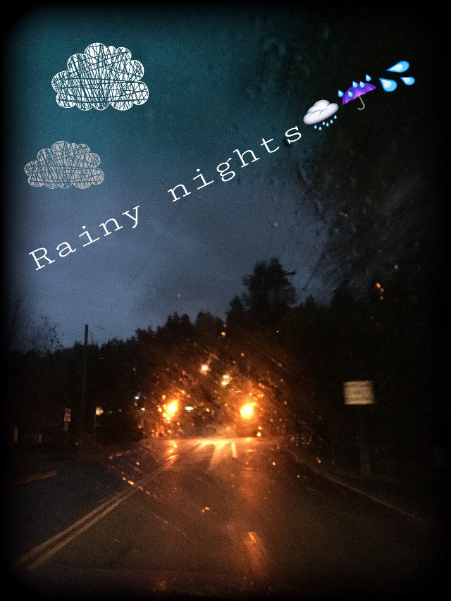 #raindrops #rainyday