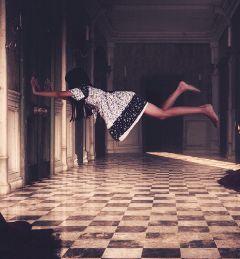dark madewithpicsart unsplash levitate edited