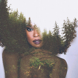 freetoedit doubleexposure girl myeditions phptography