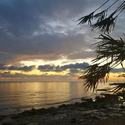 nofilter nature naturephotography sunset beach freetoedit