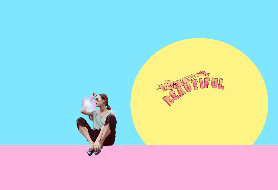 #FreeToEdit #edited #stickers  #bubblegum