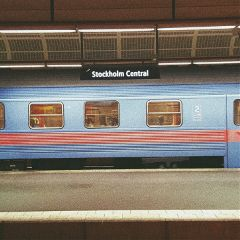 happy travel photography stockholm autumn