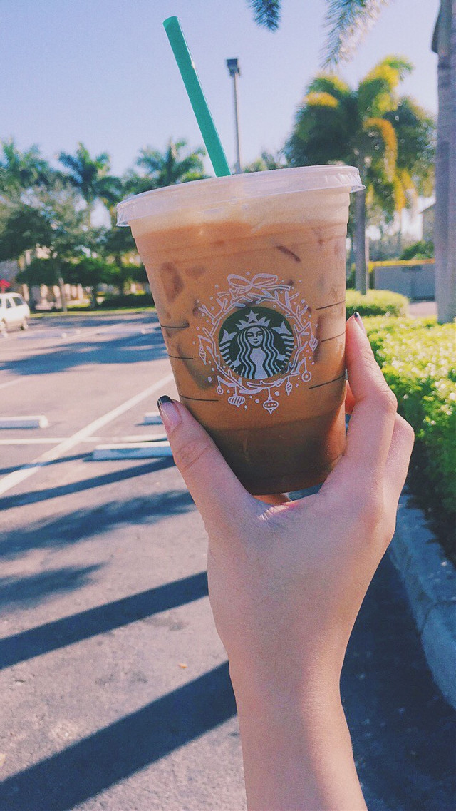 #espresso #coffee 💌 #triple #winter #starbucks #starbuckscoffee #starbuck