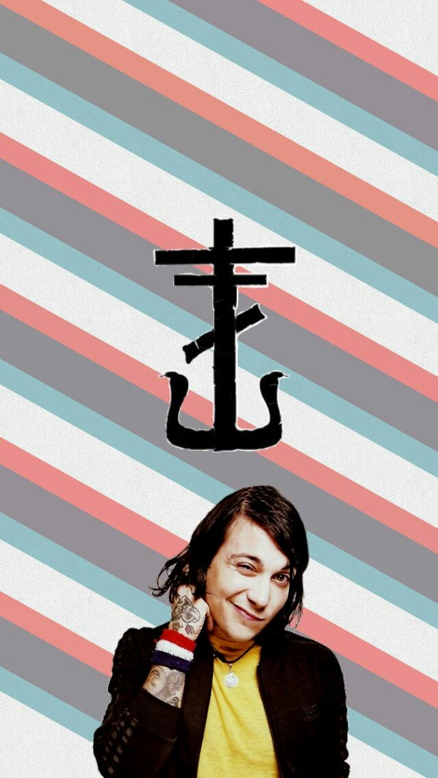 Frank Iero And The Cellabration Wallpaperlockscreen