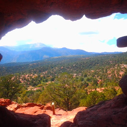 colorado gardenofthegods mountains travel stateparks ecmytravel