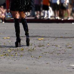streetstyle costume black photosfromthestreet