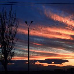 freetoedit photography sunset nature sky