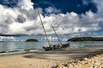 beach photography travel sea